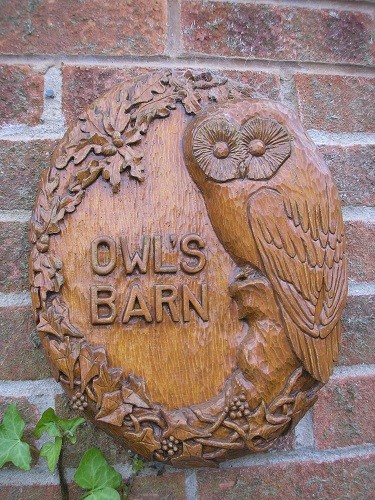 Owls barn