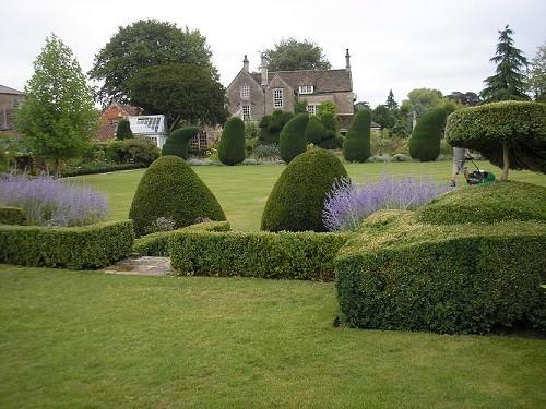 The Court Garden