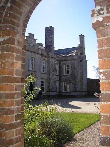 Cadhay Manor