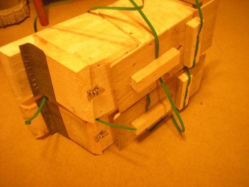 Dormice boxes