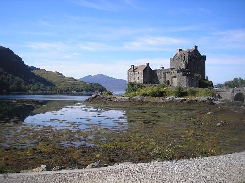 Loch an Eilein Castle.