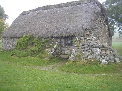 A wee bothy.