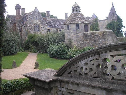 The house at Nymans