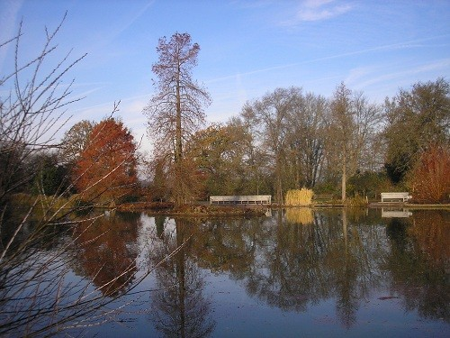 Last look at the lake